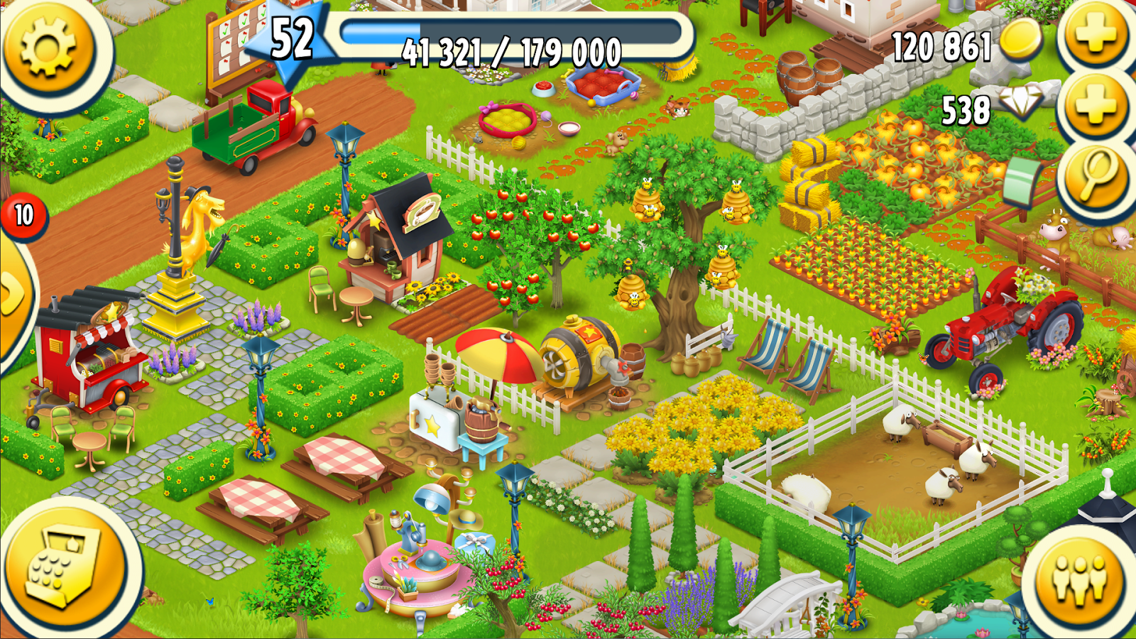Hay day 2013 promotional art mobygames for Food truck design app