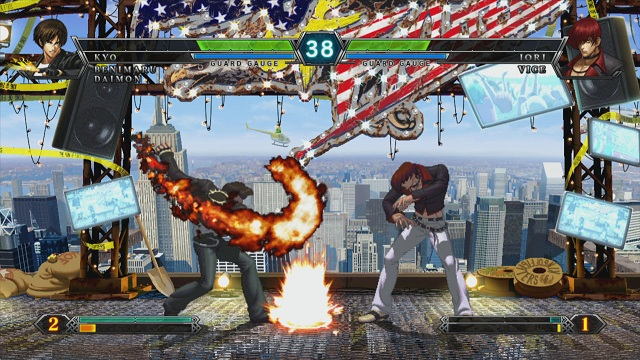 The King Of Fighters Xiii 2013 Promotional Art Mobygames