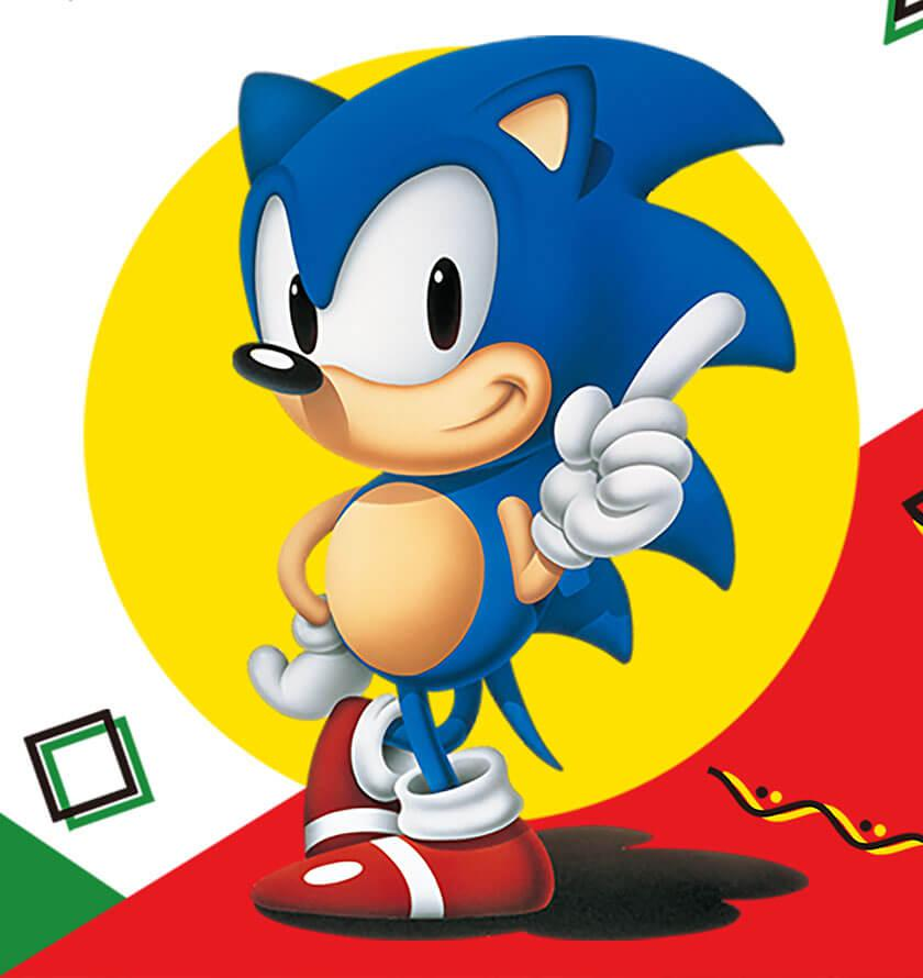 Image result for Sonic the Hedgehog (1991)