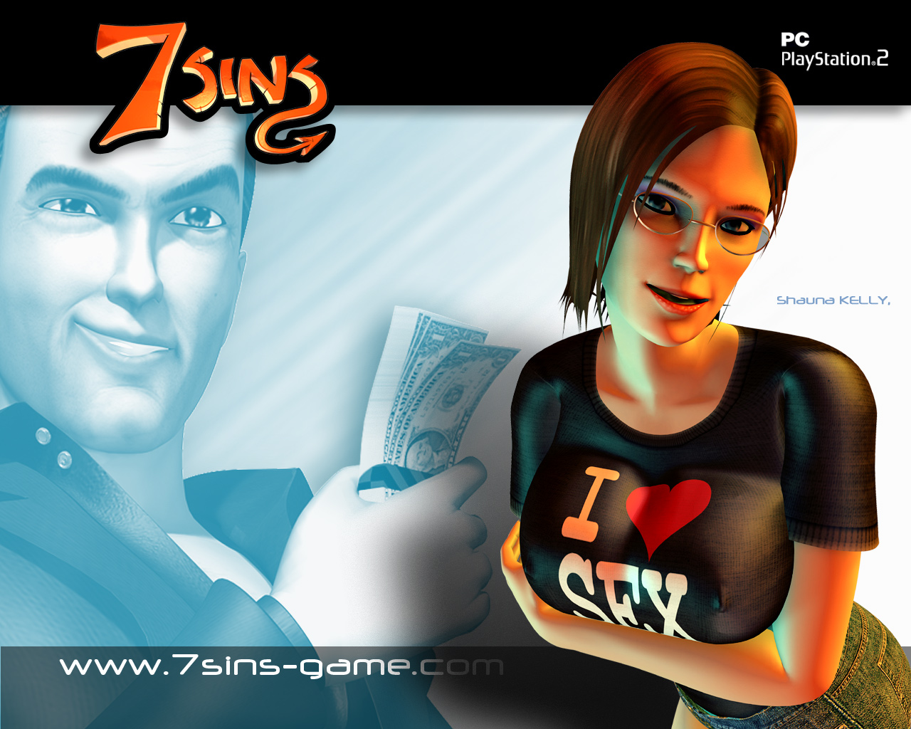 7 Sins 2005 Promotional Art Mobygames