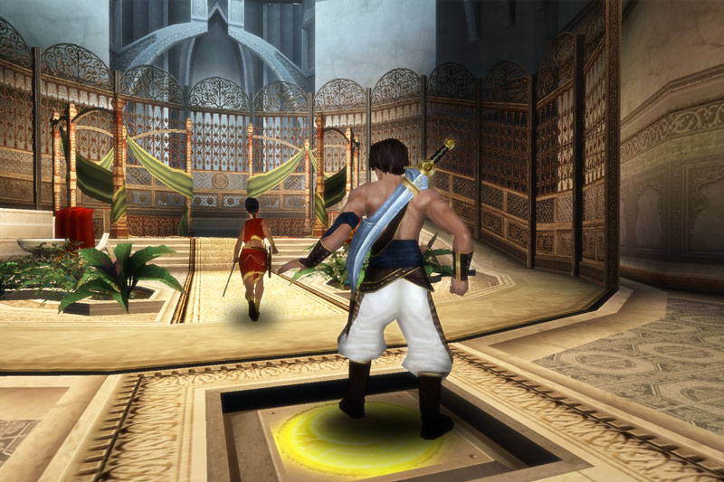 Image result for Prince of Persia: The Sands of Time (2003)