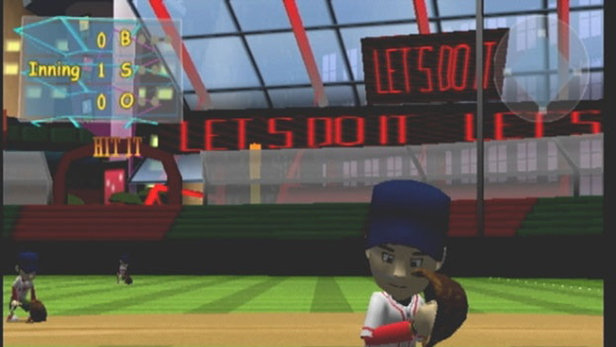 Backyard Sports: Baseball 2007 Screenshot