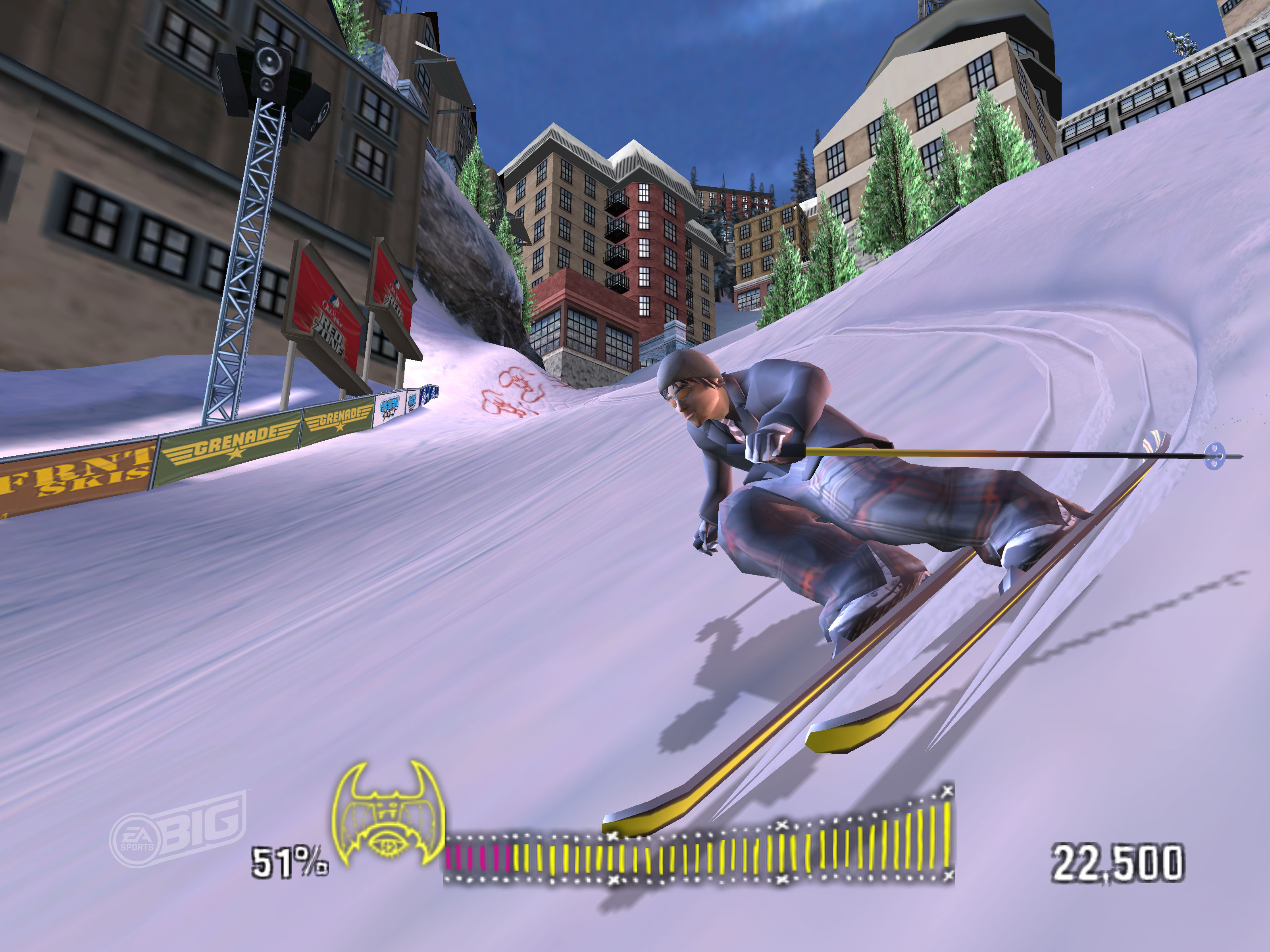 ssx on tour psp review