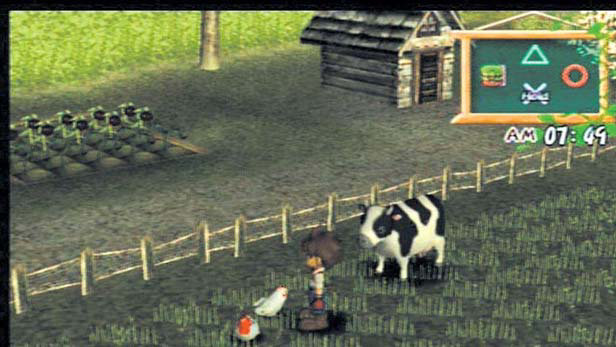 Harvest Moon  A Wonderful Life (Special Edition) (2005) promotional ... 2ccc6b2de3bc