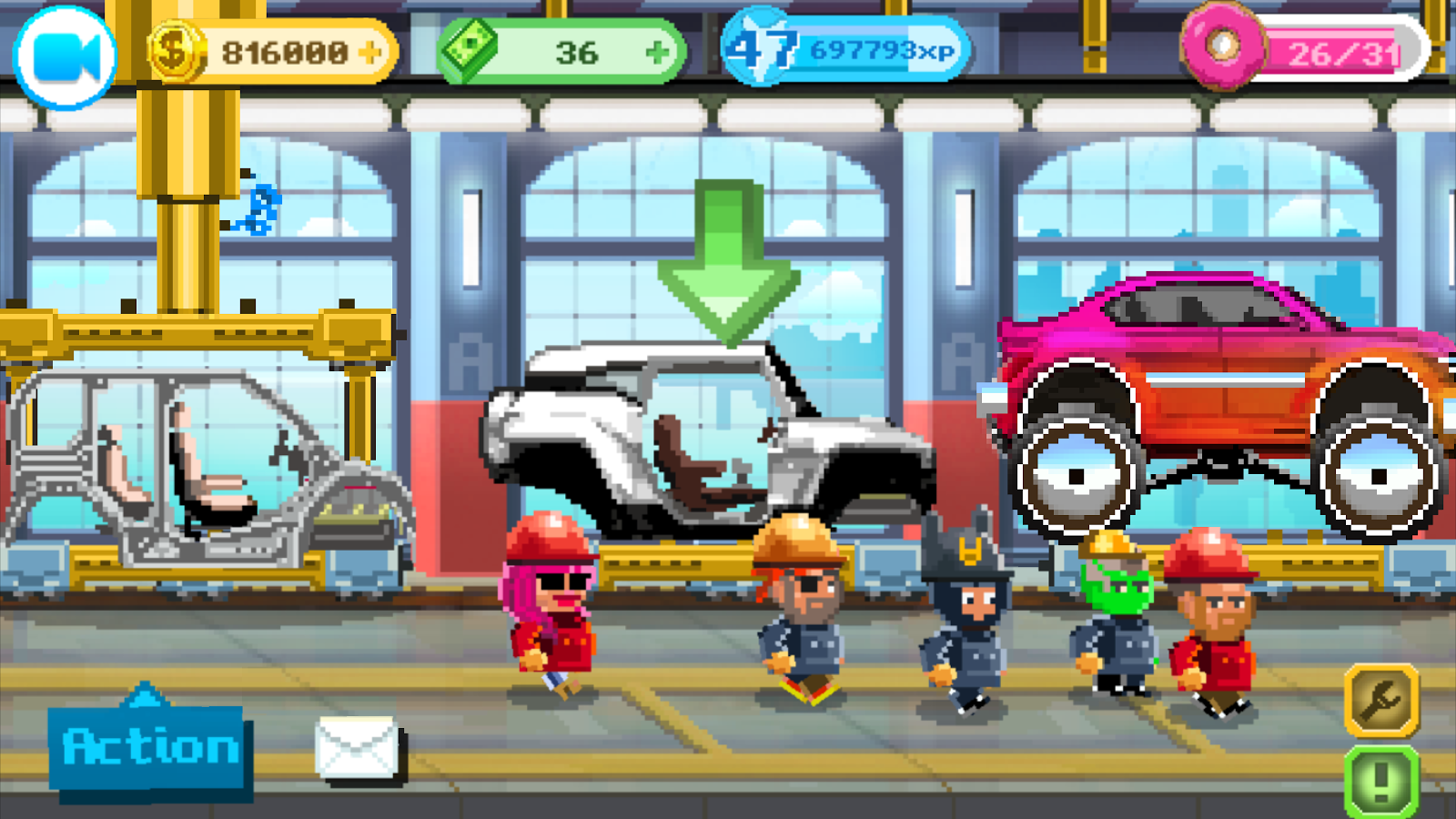 Motor World Car Factory >> Motor World Car Factory 2018 Promotional Art Mobygames