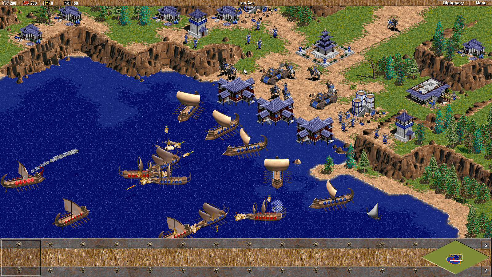 Age of Empires: Definitive Edition (2018) promotional art