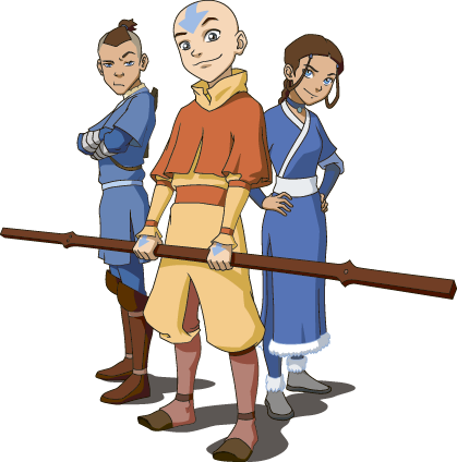 Avatar The Last Airbender 2006 Promotional Art Mobygames
