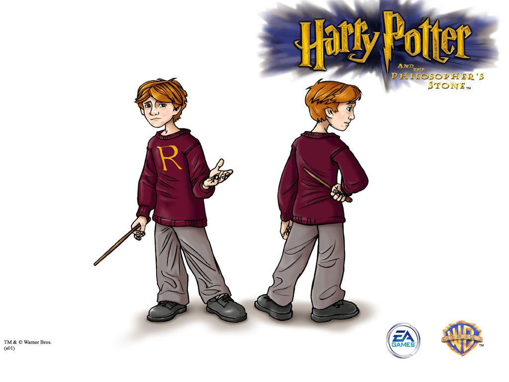 Harry Potter And The Sorcerer S Stone 2002 Promotional Art