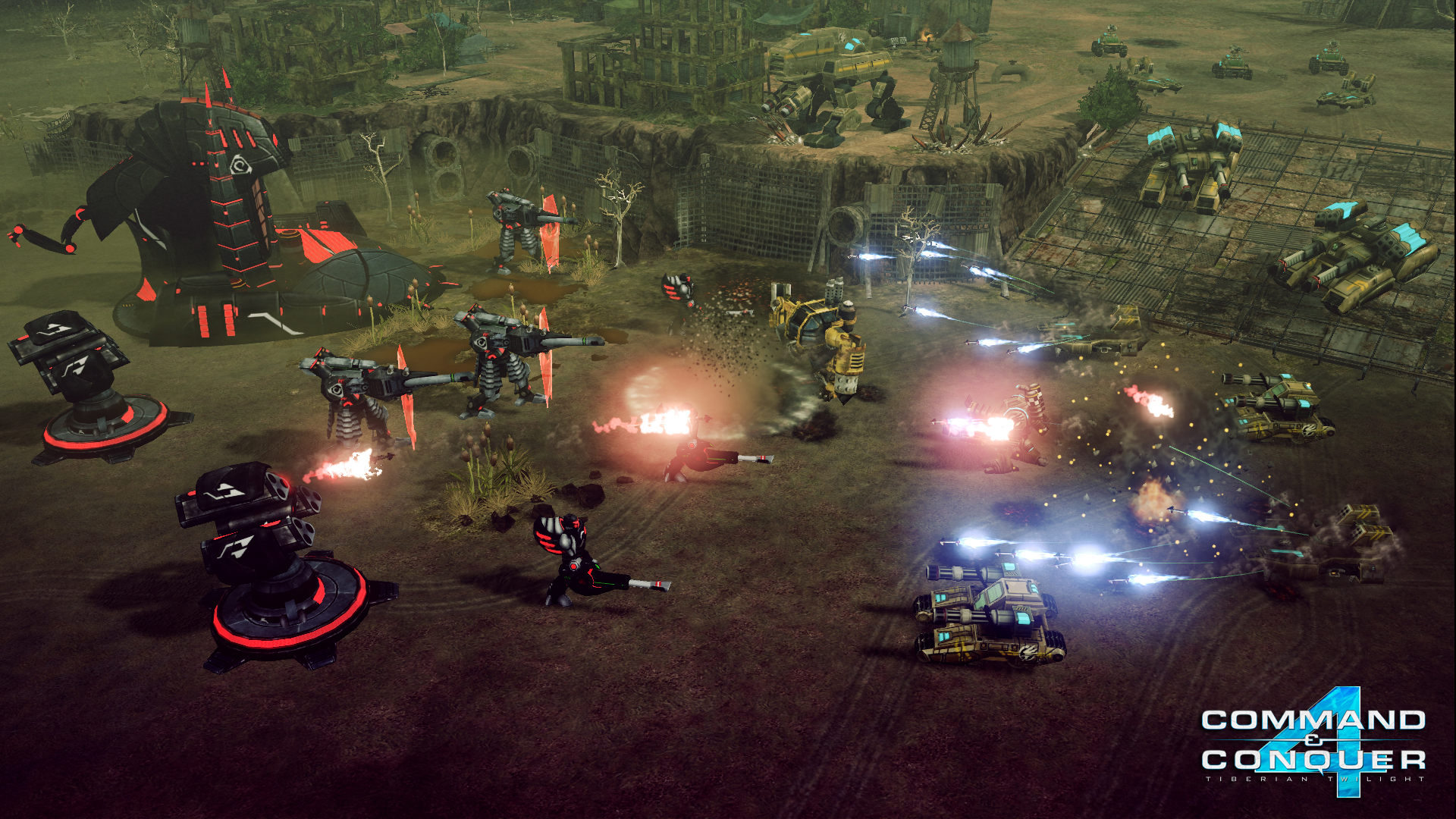 command and conquer 4 tiberian twilight torrent