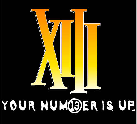XIII (2003) promotional art - MobyGames