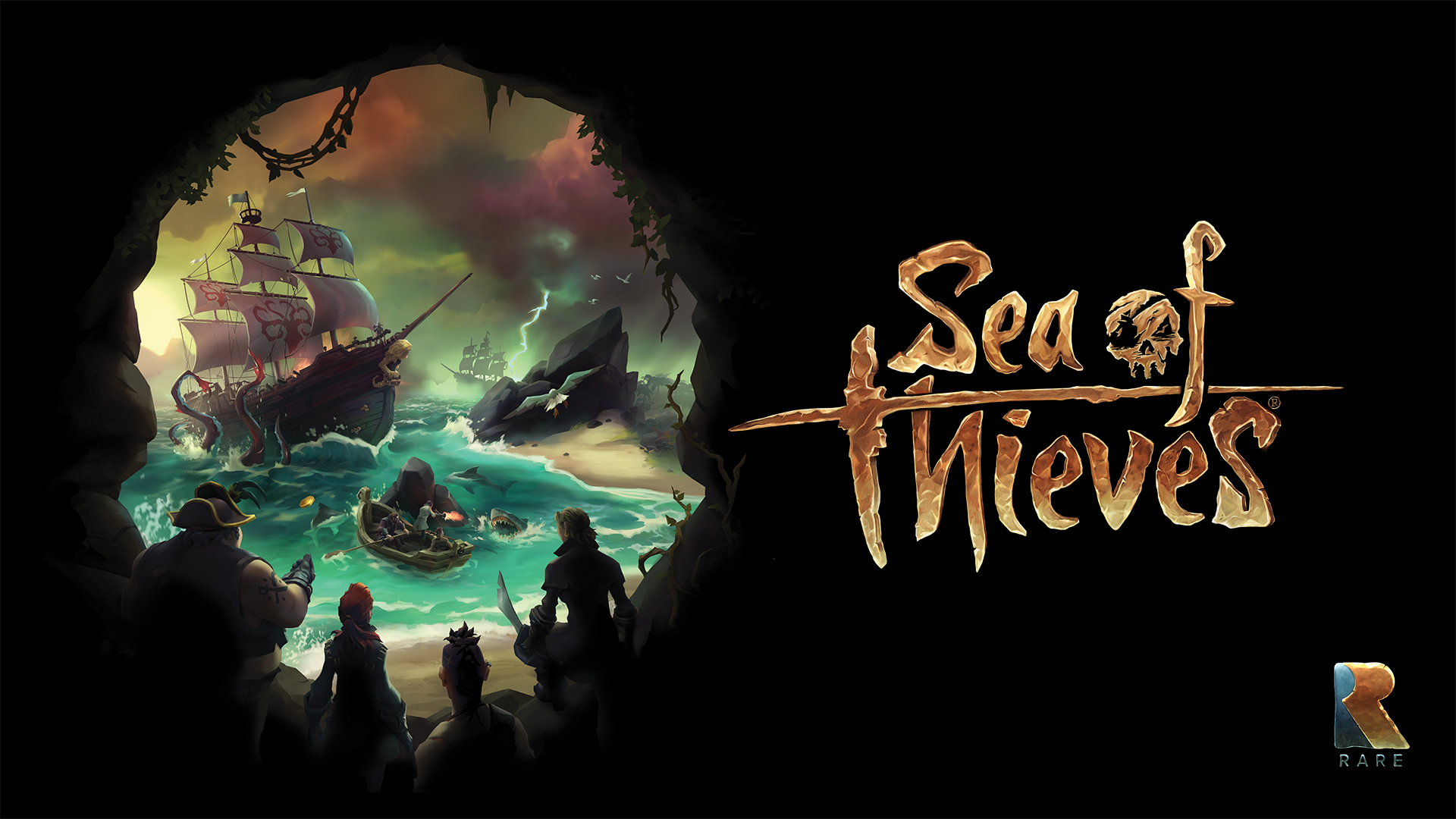 Sea Of Thieves 2018 Promotional Art Mobygames