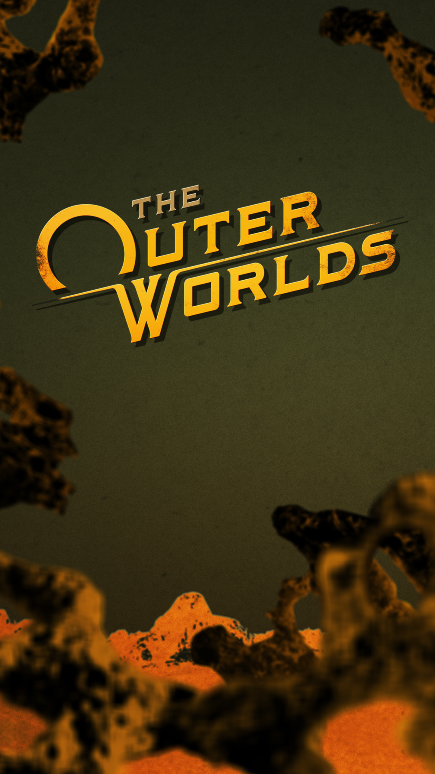 The Outer Worlds 2019 Promotional Art Mobygames