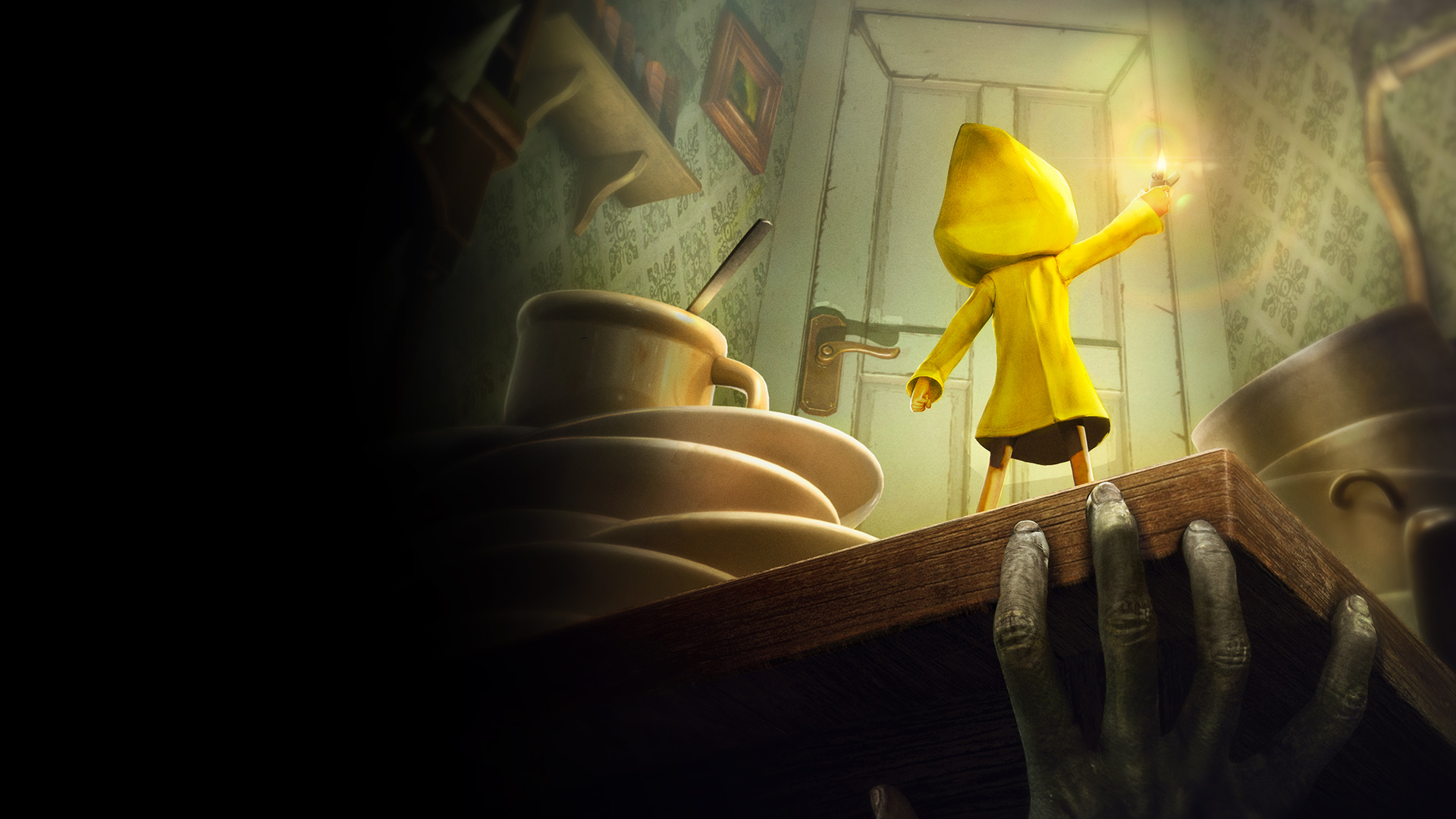 Little Nightmares 2017 Promotional Art Mobygames