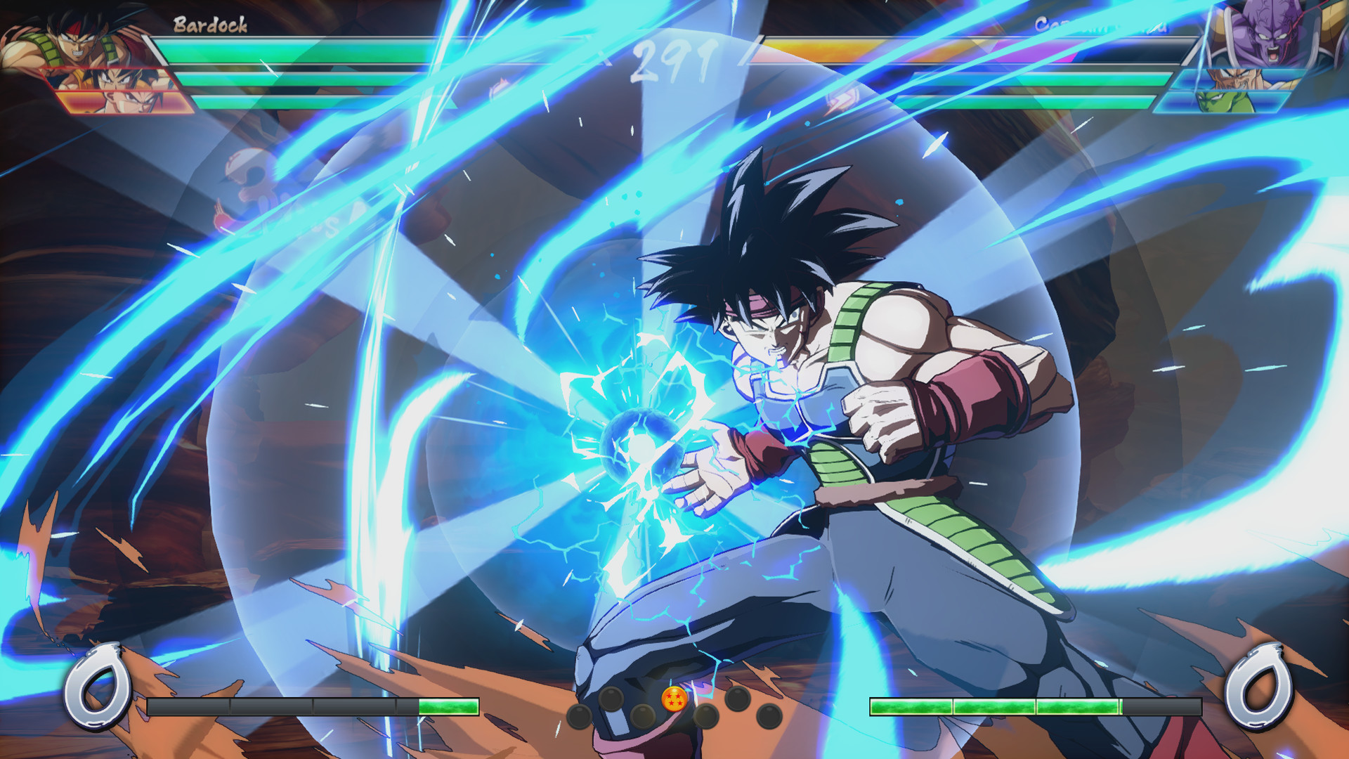 Dragon Ball Fighterz Bardock 2018 Promotional Art Mobygames