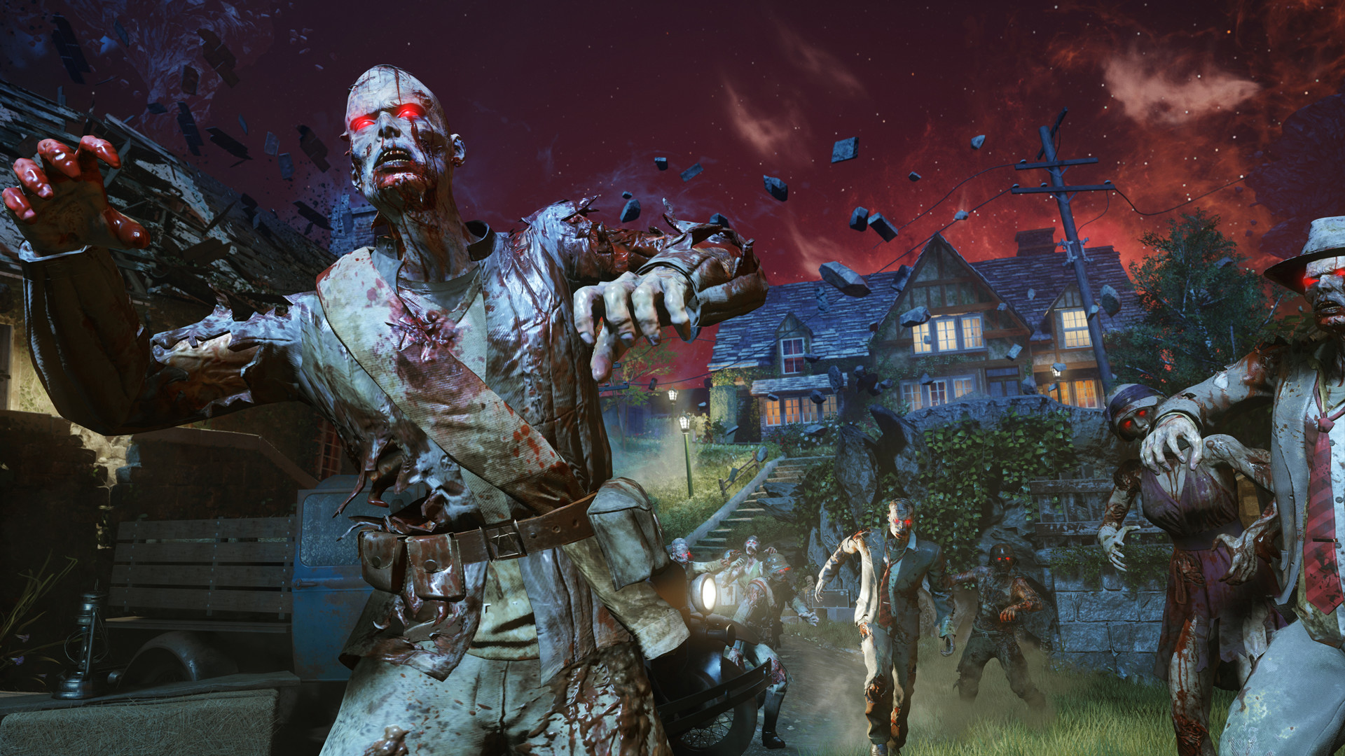 Call of Duty: Black Ops III - Revelations Zombies Map (2018