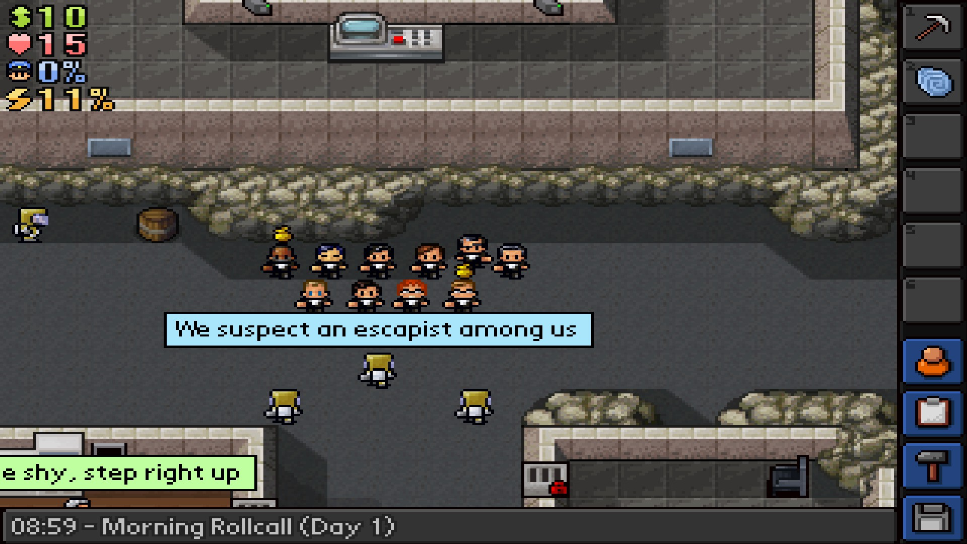 the escapists duct tapes are forever 2015 promotional art mobygames