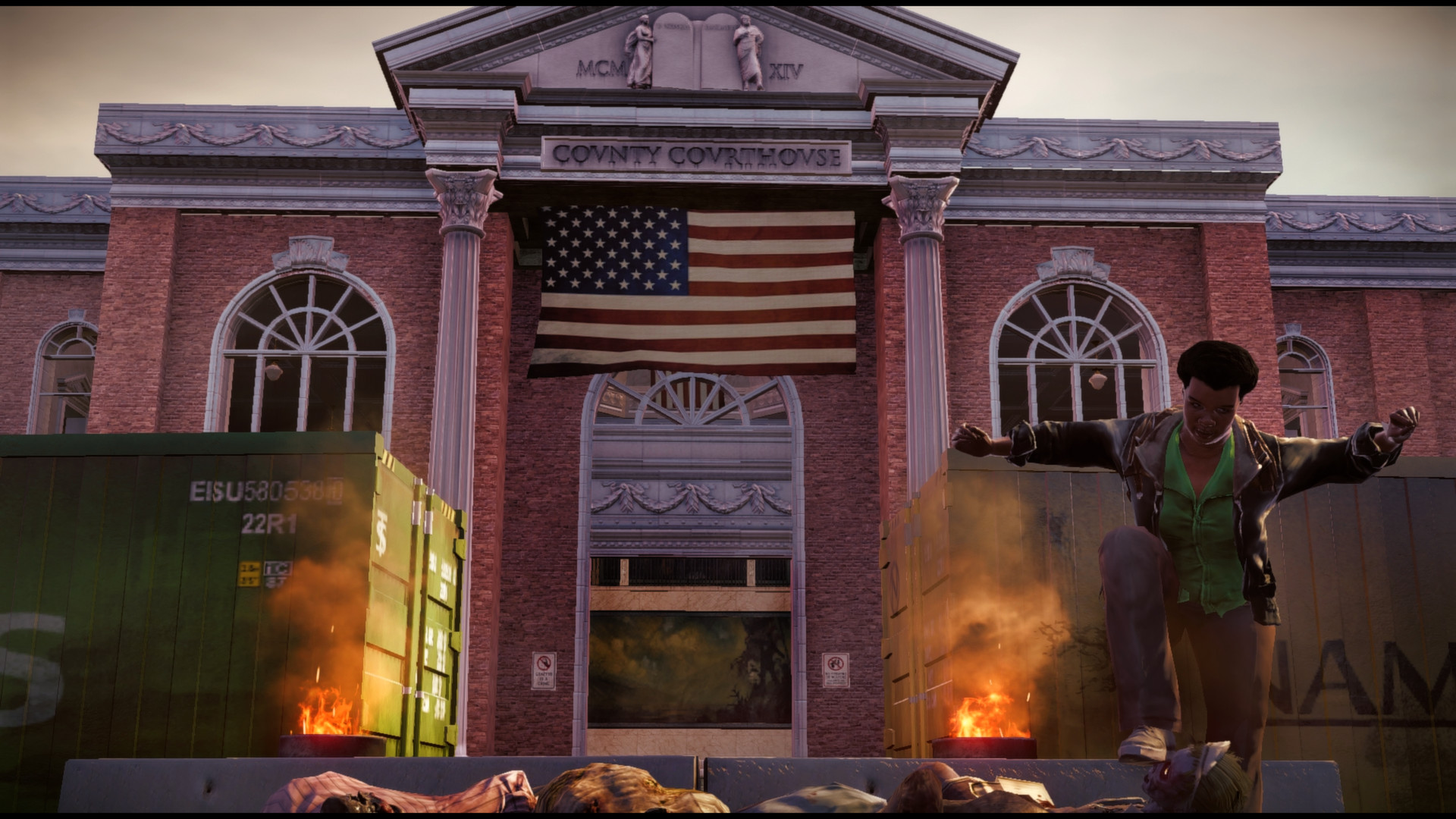 State of Decay: Breakdown (2013) promotional art - MobyGames