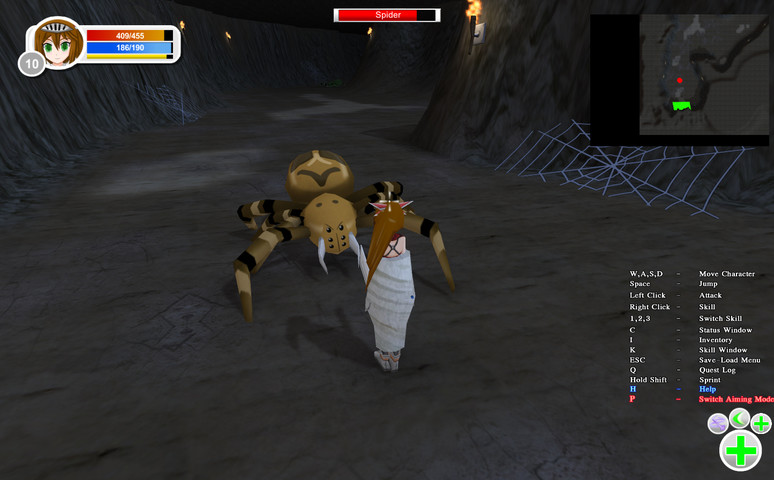 Mighty Action RPG Screenshot