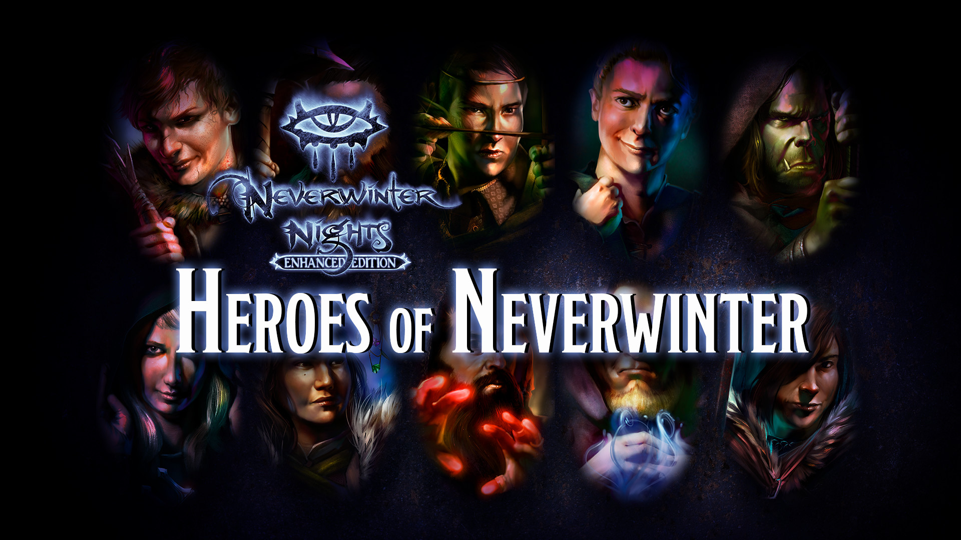 Neverwinter Nights: Enhanced Edition - Heroes of Neverwinter 2018 pc game Img-1