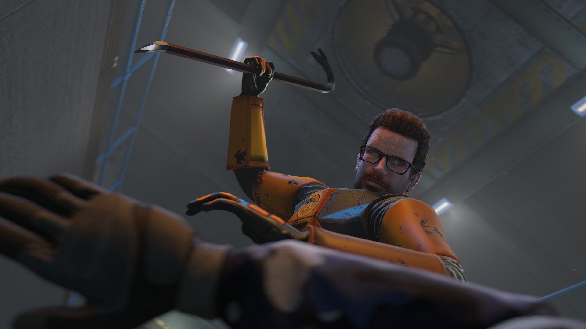 Hunt Down The Freeman 2018 Promotional Art Mobygames