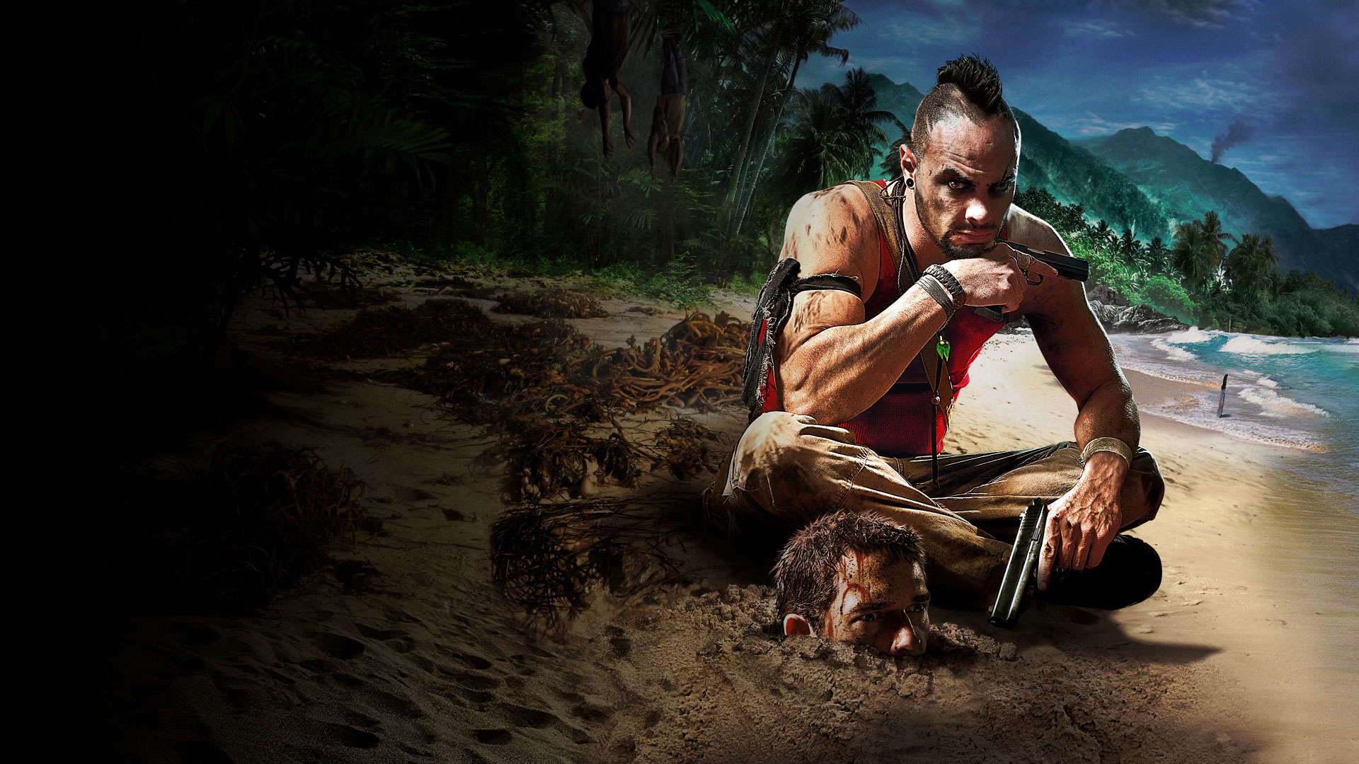Far Cry 3 Classic Edition 2018 Promotional Art Mobygames