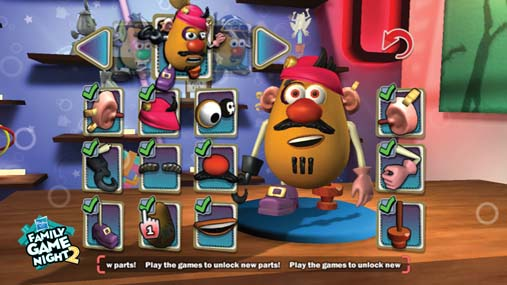 dcae8d8a1 Hasbro Family Game Night 2 (2009) promotional art - MobyGames