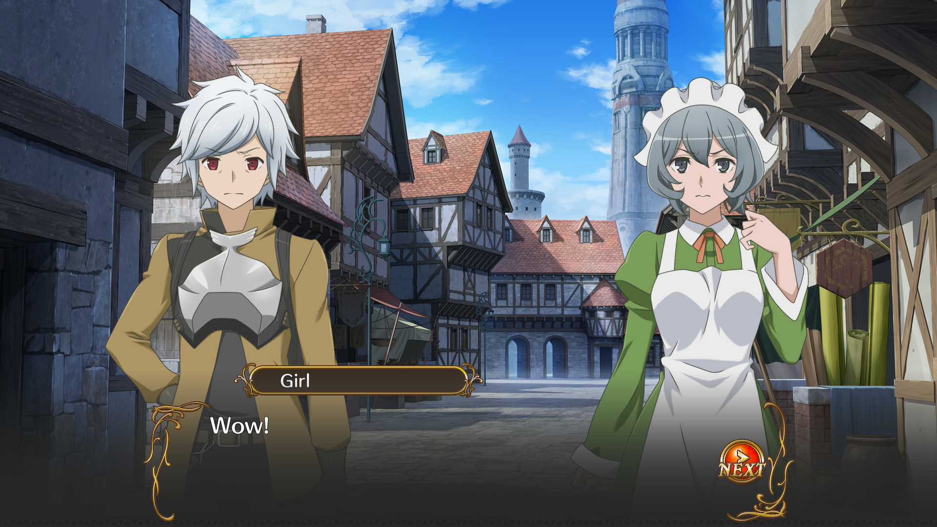 Is It Wrong To Try To Pick Up Girls In A Dungeon Familia Myth