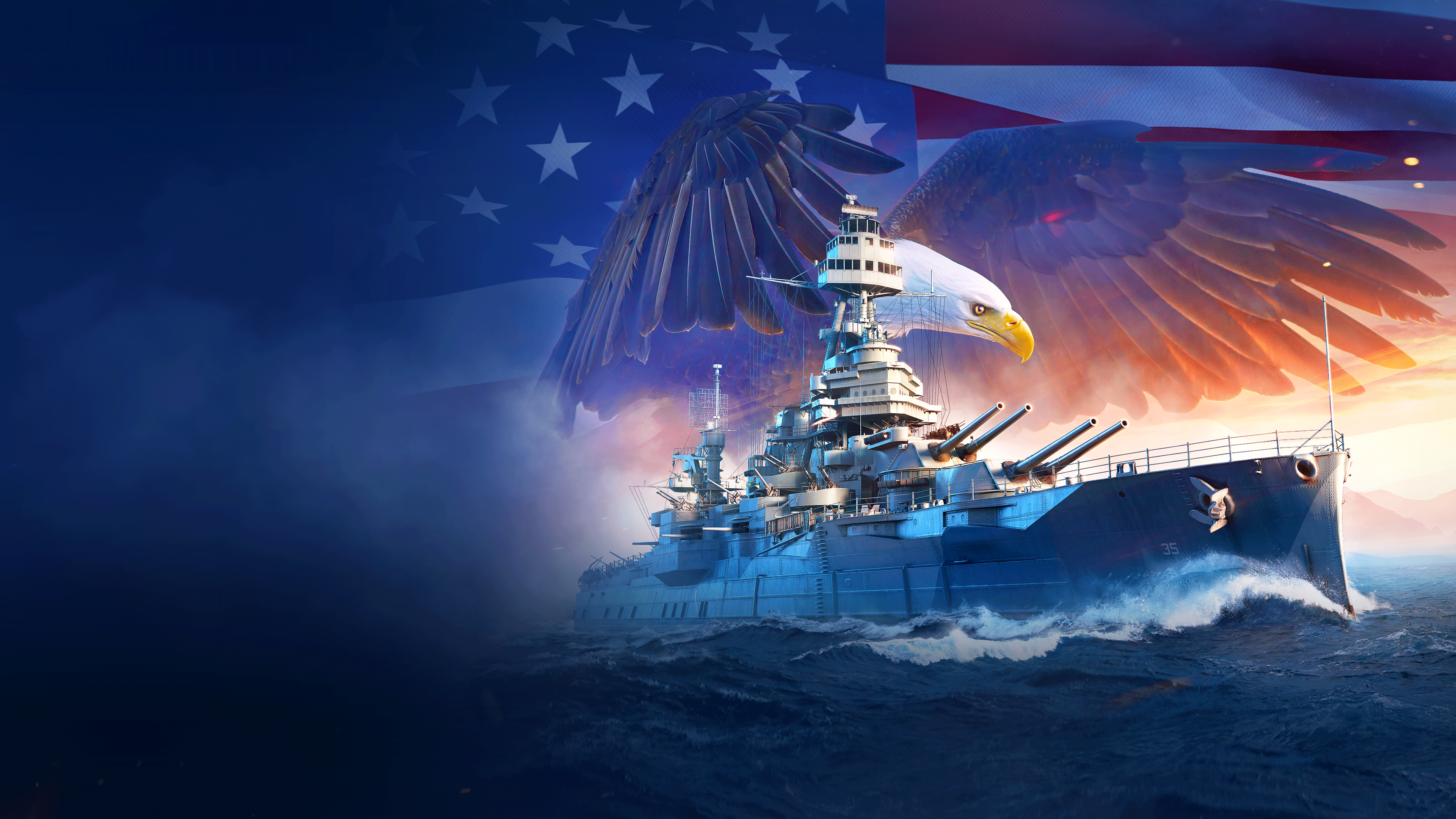 World of Warships: Legends - Texas Ultimate Edition (2019