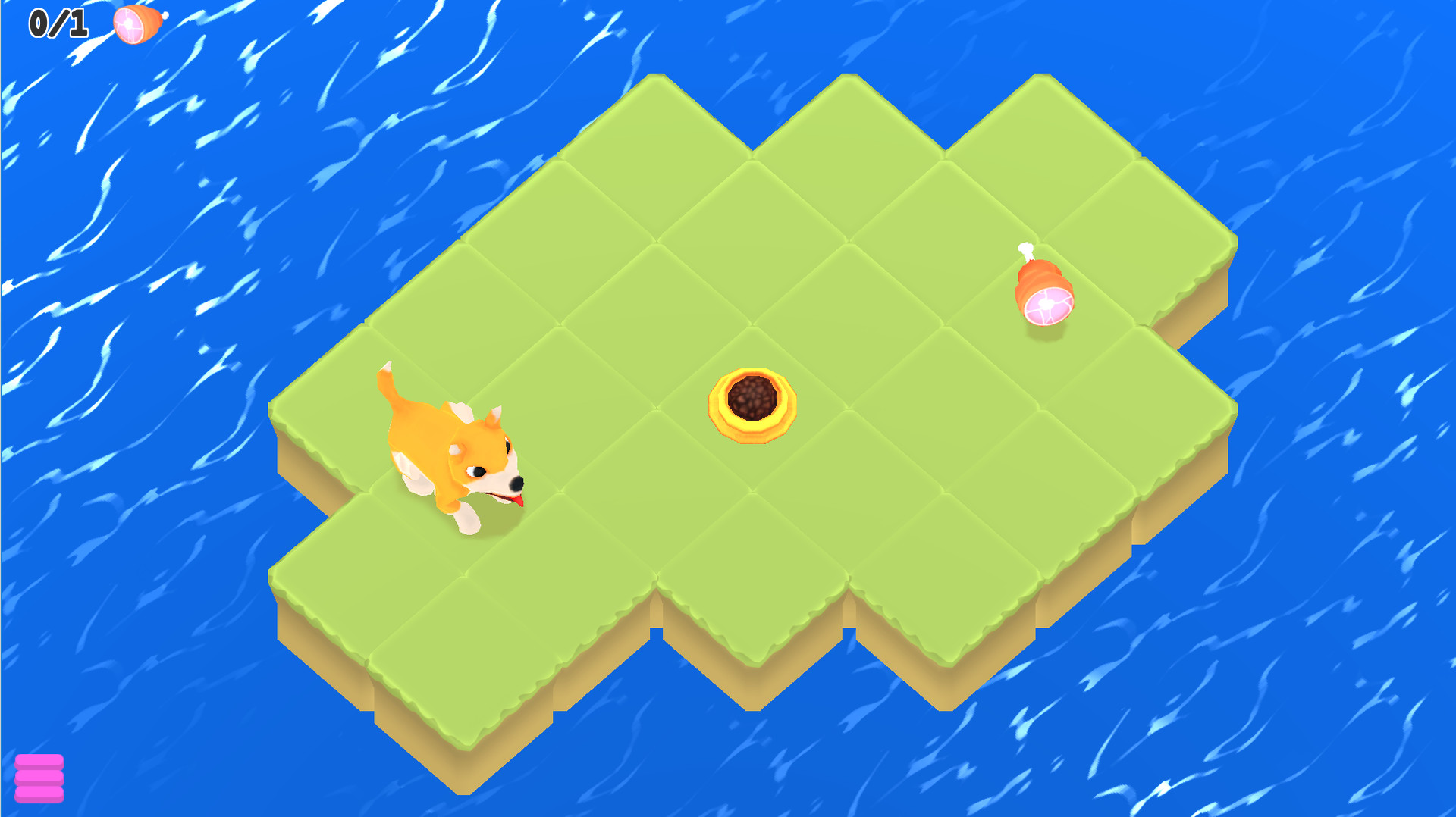 Puzzle Puppers Game