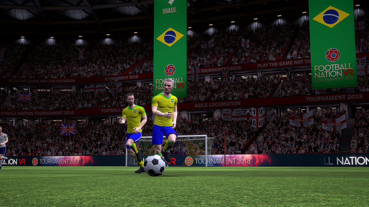 Football Nation VR Tournament 2018 Game