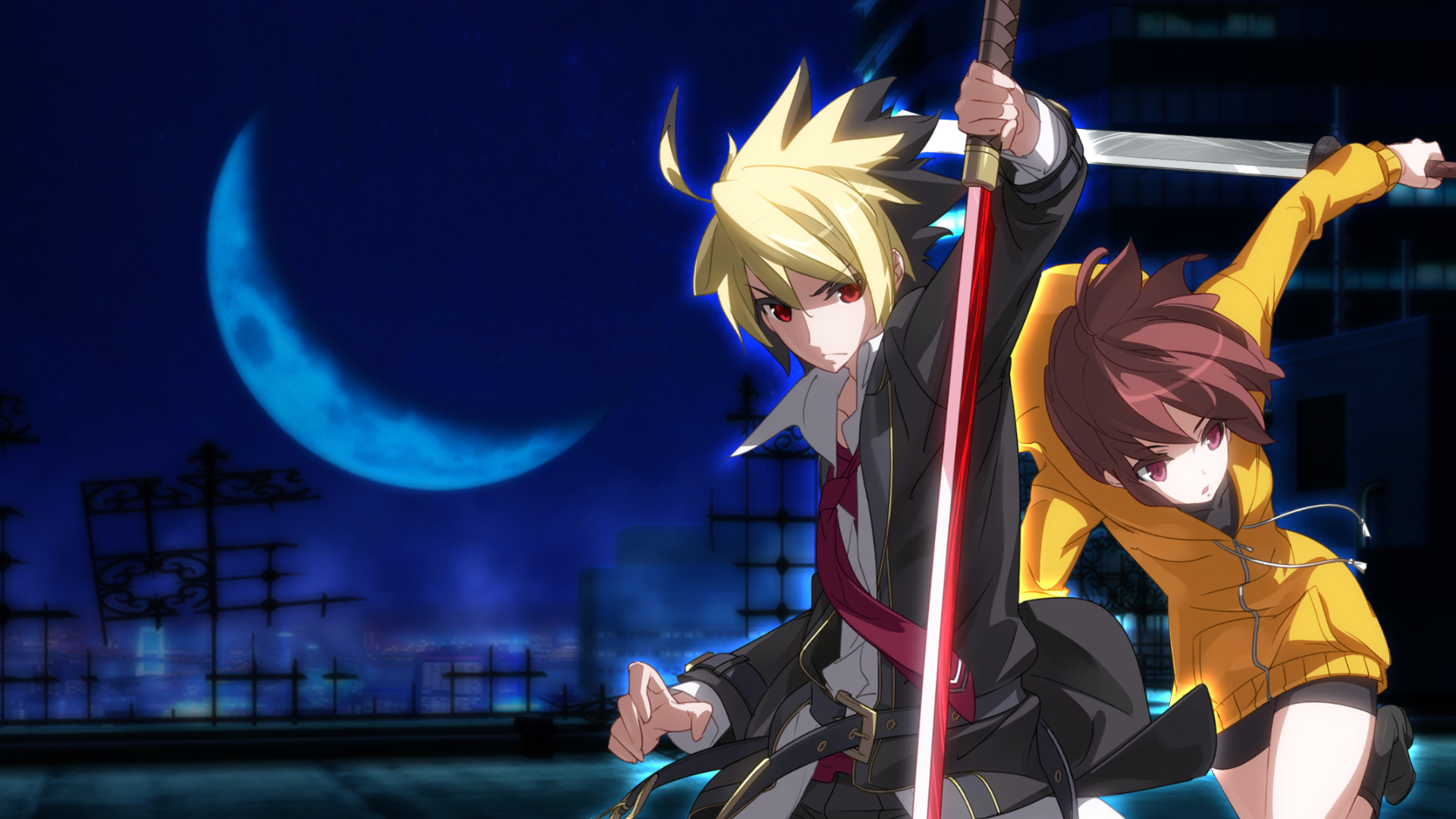 Under Night In Birth Exe Late St 2018 Promotional Art