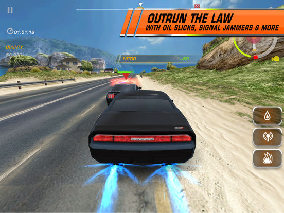 Need For Speed Hot Pursuit 2010 Promotional Art Mobygames