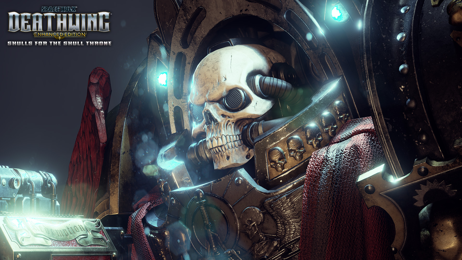 Space Hulk: Deathwing - Enhanced Edition: Skulls for the Skull