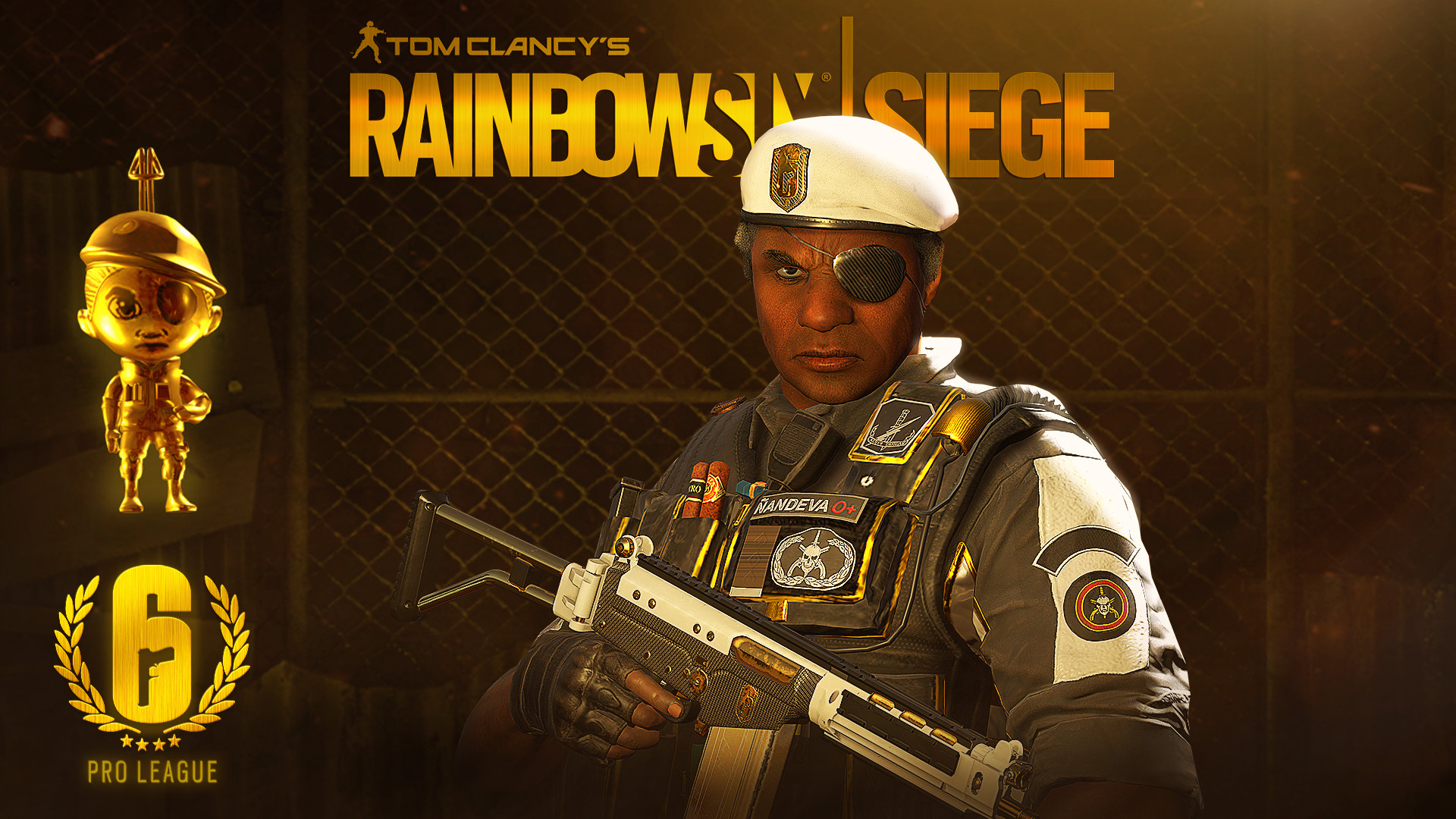 Capitao Rainbow Six