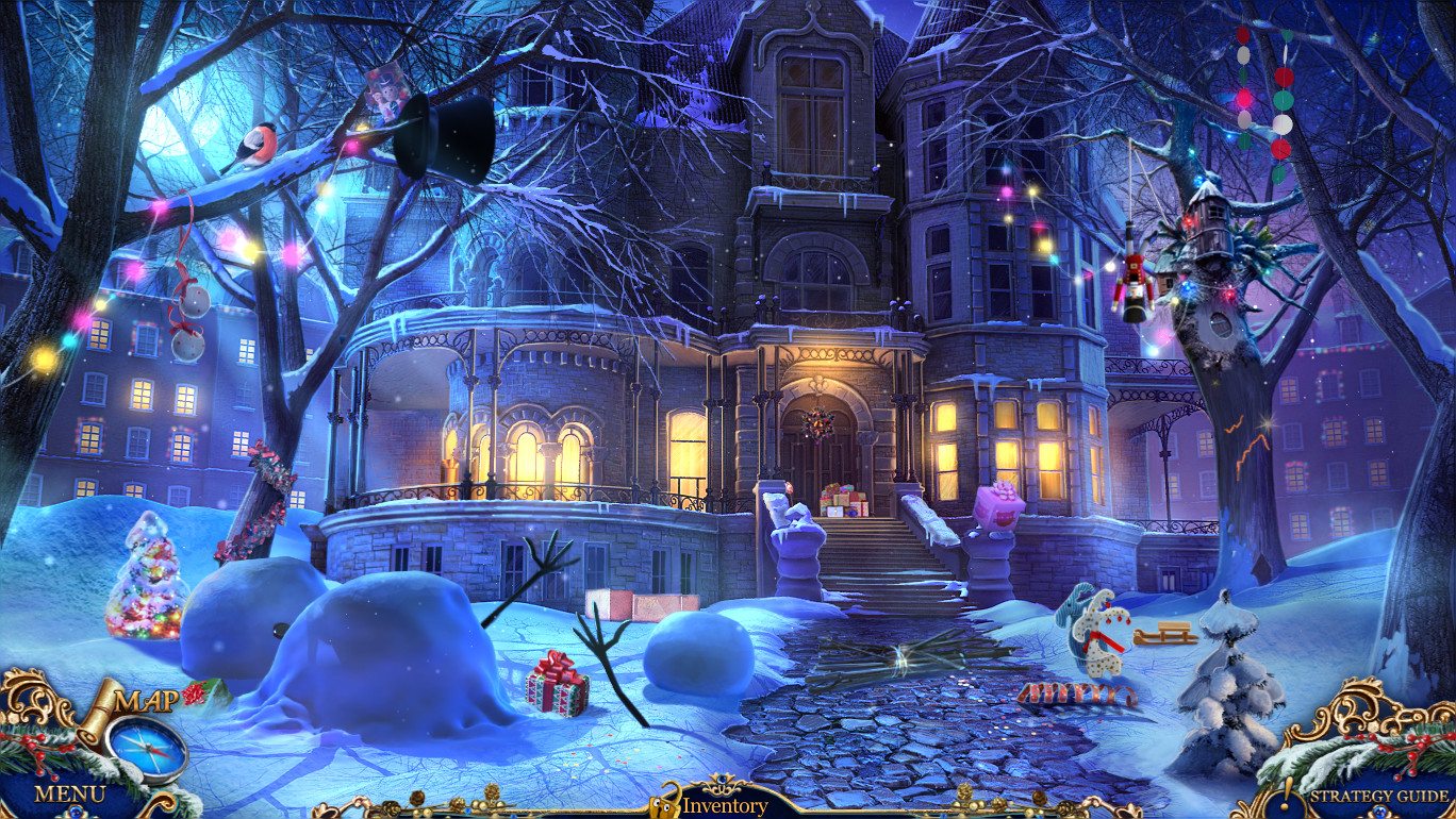 christmas stories hans christian andersens tin soldier collectors edition screenshot