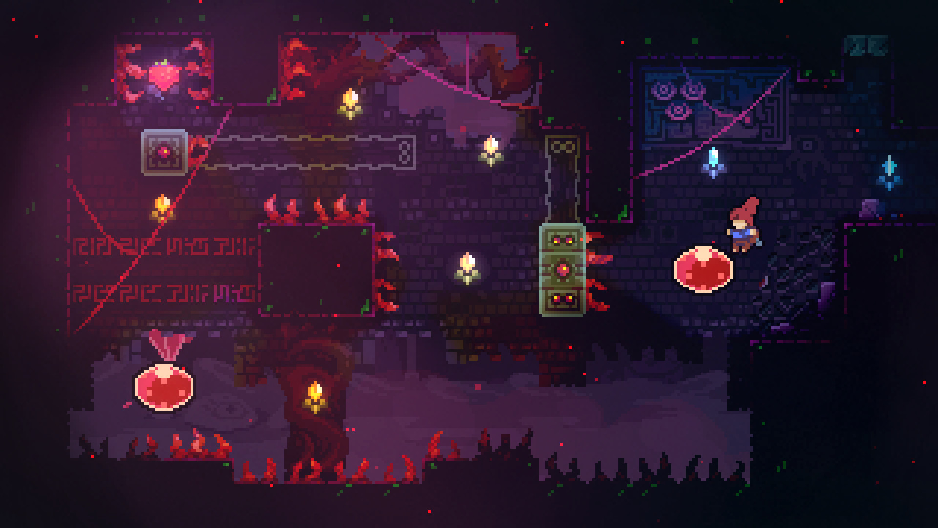Celeste Is A Challenging Platformer With Colorful Characters
