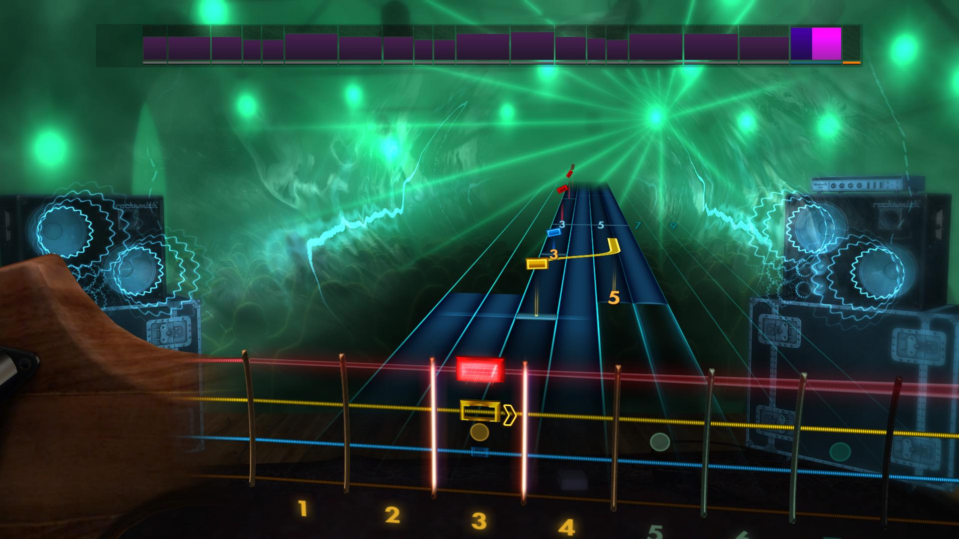 Rocksmith: All-new 2014 Edition - Toto: Rosanna (2016) promotional ...