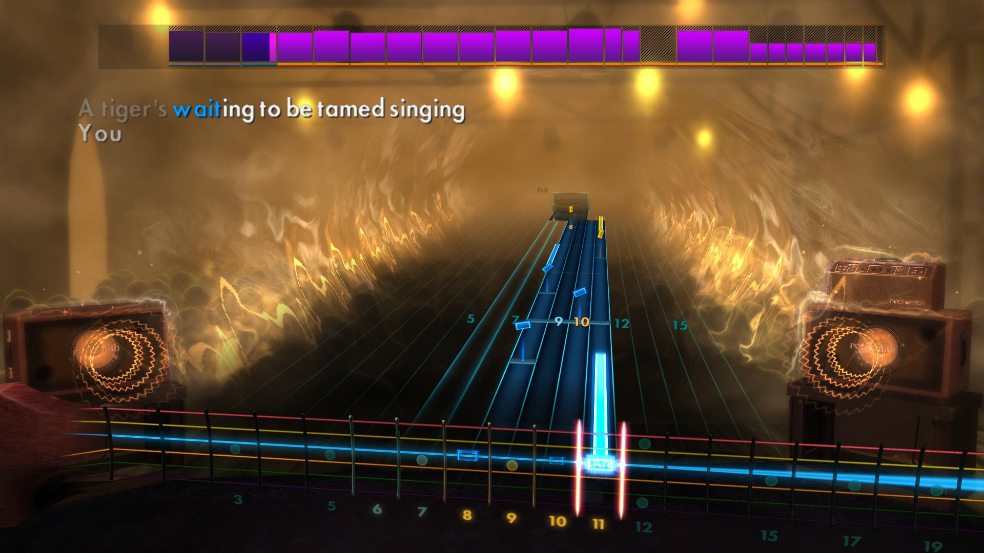 Rocksmith: All-new 2014 Edition - Coldplay: Fix You 2017 pc game Img-1