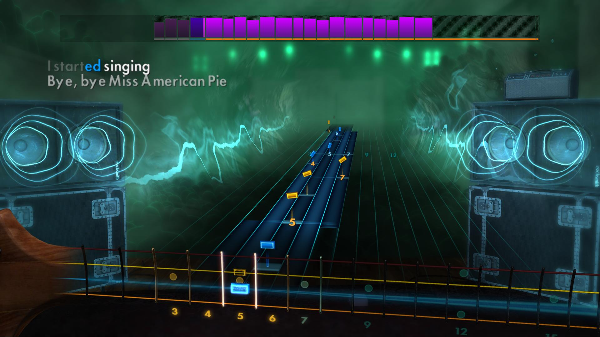 American Pie Screenshots rocksmith: all-new 2014 edition - don mclean: american pie