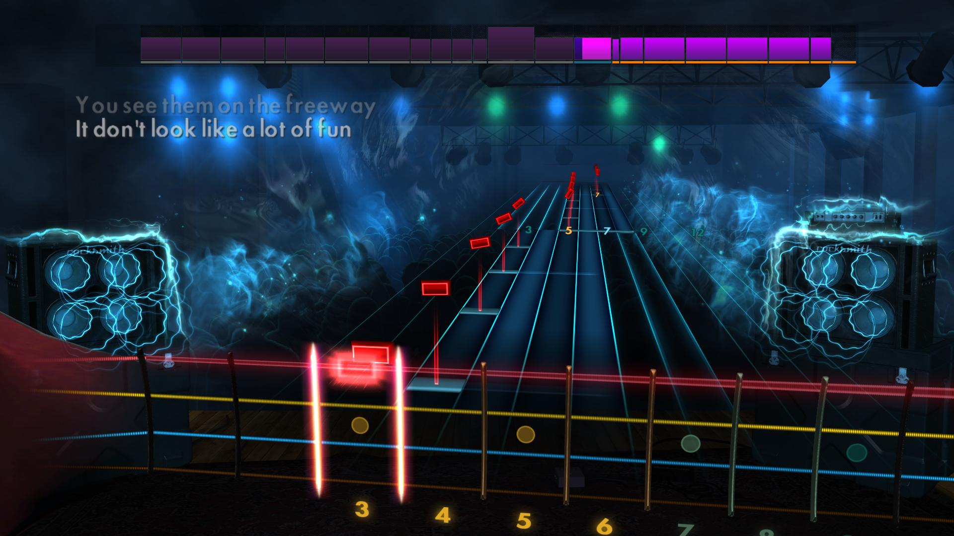 Rocksmith: All-new 2014 Edition - 80s Mix Song Pack IV (2017