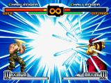 SVC Chaos: SNK vs. Capcom Screenshot