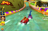 Crash Bandicoot Nitro Kart 3D Screenshot