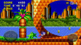 Sonic CD Screenshot