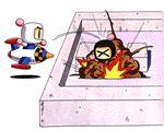 Super Bomberman 5 Concept Art