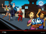 The Sims: Bustin' Out Wallpaper