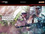Tom Clancy's Ghost Recon: Jungle Storm Wallpaper