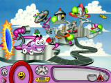Putt-Putt Travels Through Time Screenshot