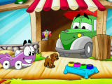 Putt-Putt: Pep's Birthday Surprise Screenshot
