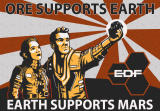 Red Faction: Guerrilla Other Ore supports Earth. Earth supports Mars.
