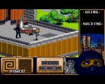 Last Ninja 2: Back with a Vengeance Screenshot For Amiga.